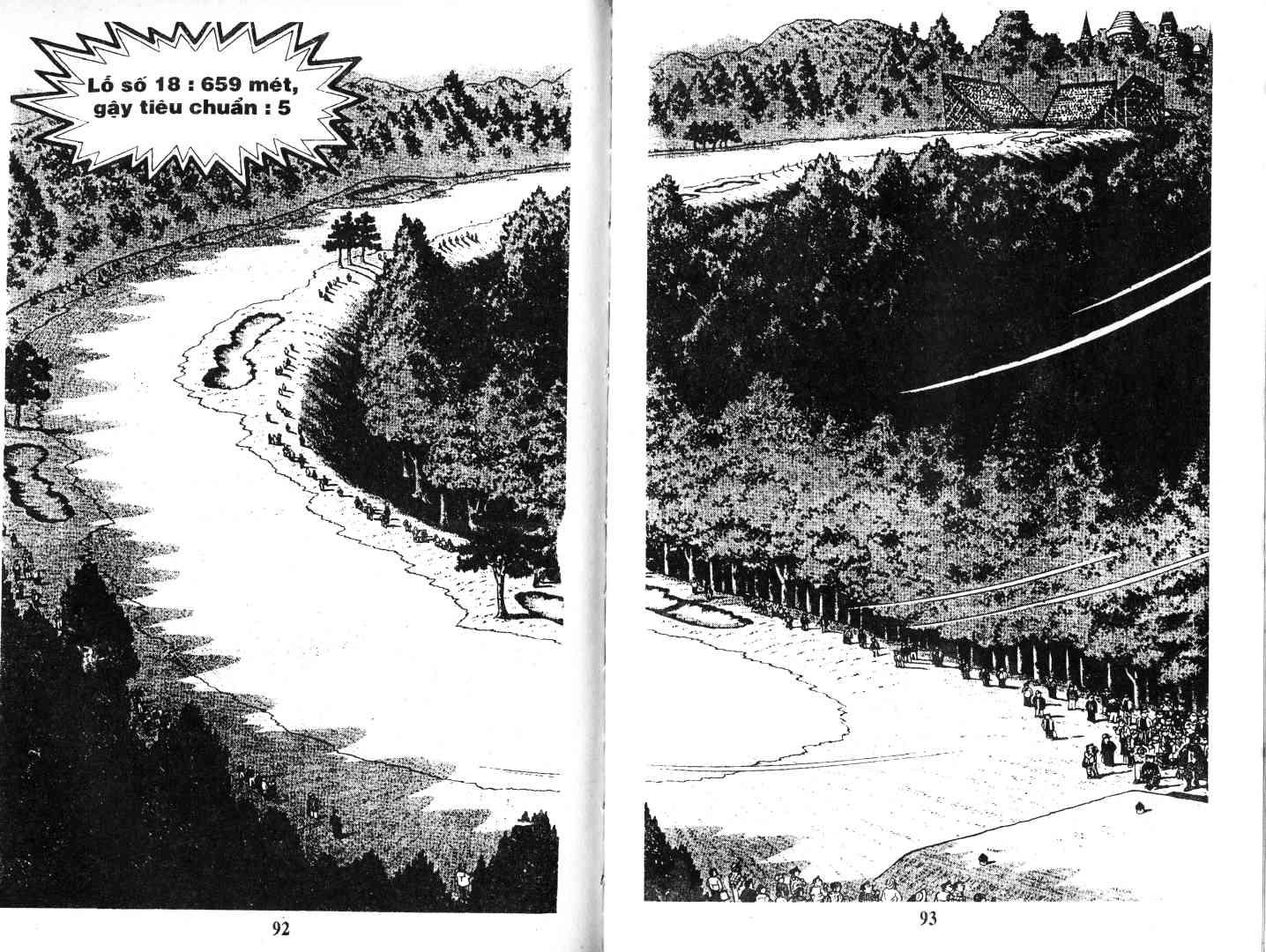Ashita Tenki ni Naare chapter 52 trang 45