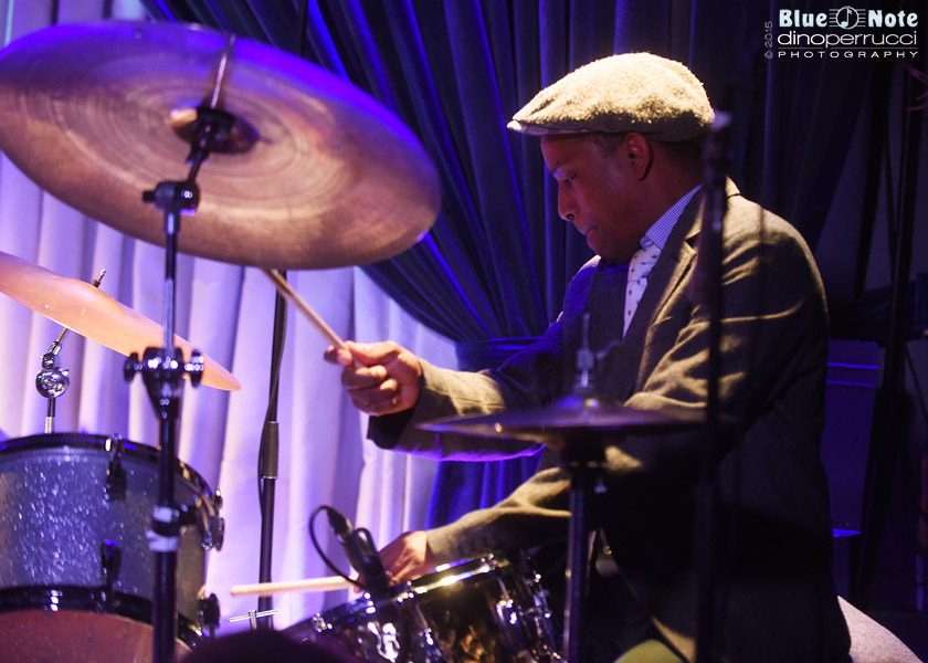 Gary Bartz Quartet - Live @ The Jazz Standard: Soulstice