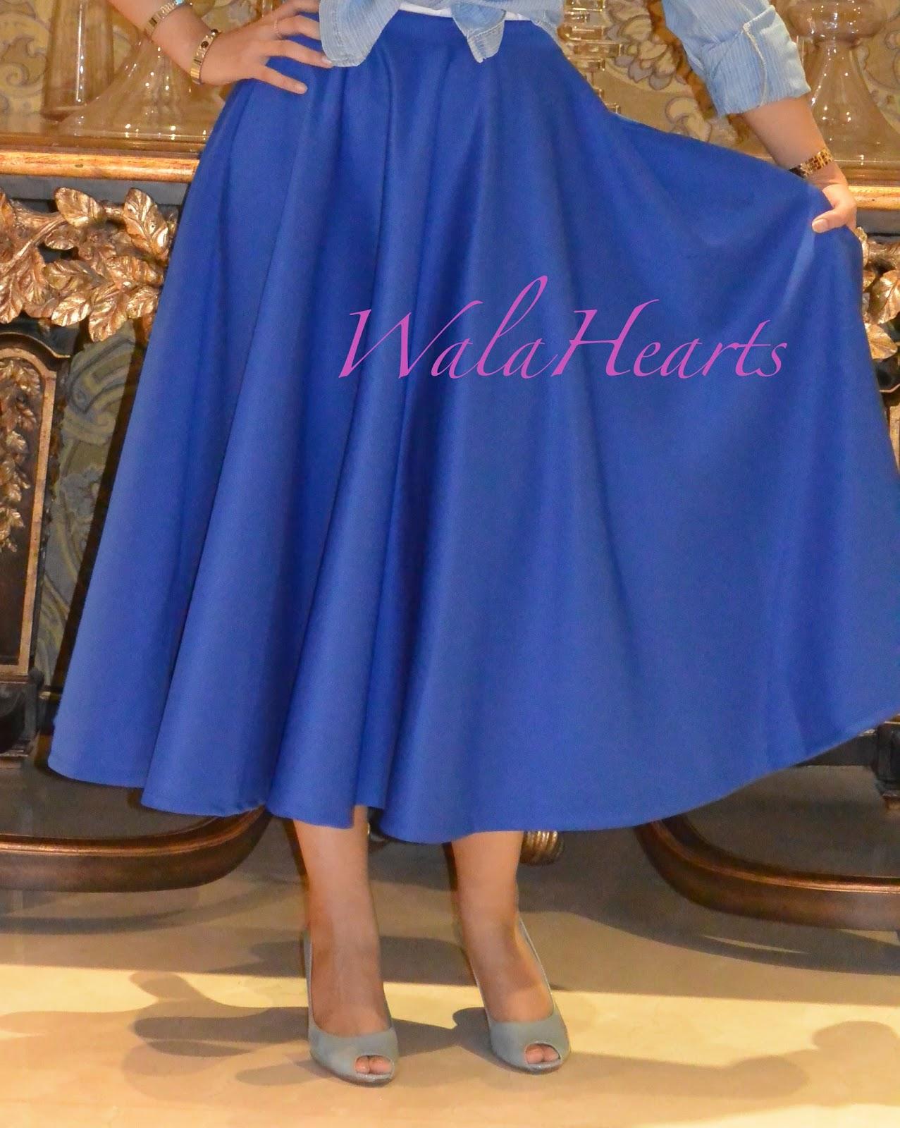 8f23c10fe 1 Skirt 3 Different Looks | WalaHearts | Bloglovin'