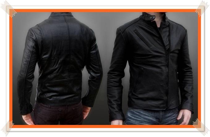 model jaket touring kulit