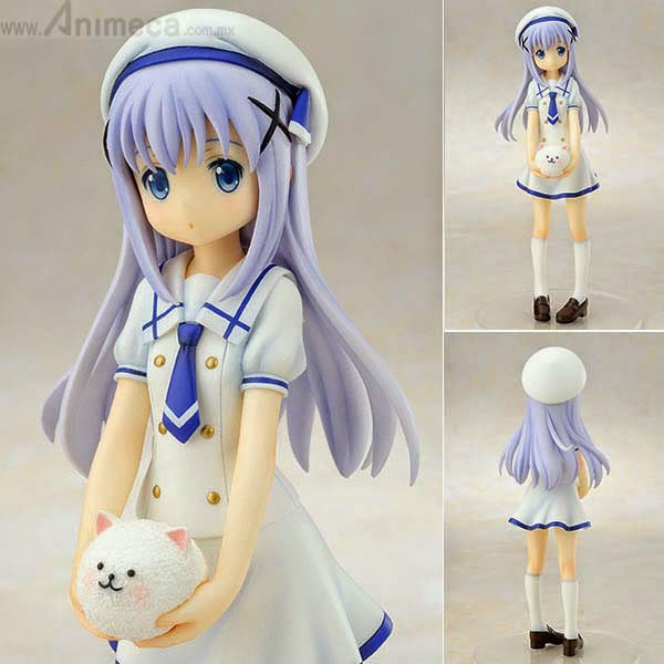 FIGURA CHINO Summer Uniform Gochuumon wa Usagi Desu ka?