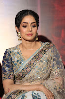Sri Devi in designer saree stunning beauty at the launch of MOM movie Trailer~  Exclusive 116.JPG