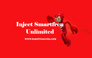 Download Inject Smartfren 4G Unlimited ( Config ) Terbaru Oktober 2018
