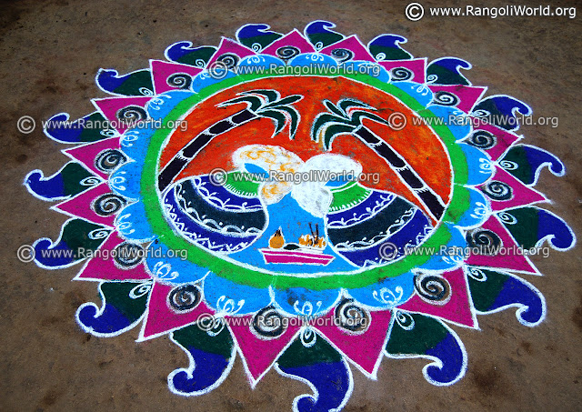 Rangoli Designs Dor Diwali 2018