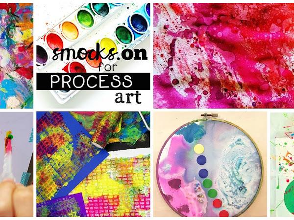 Best of Smocks: Process Art