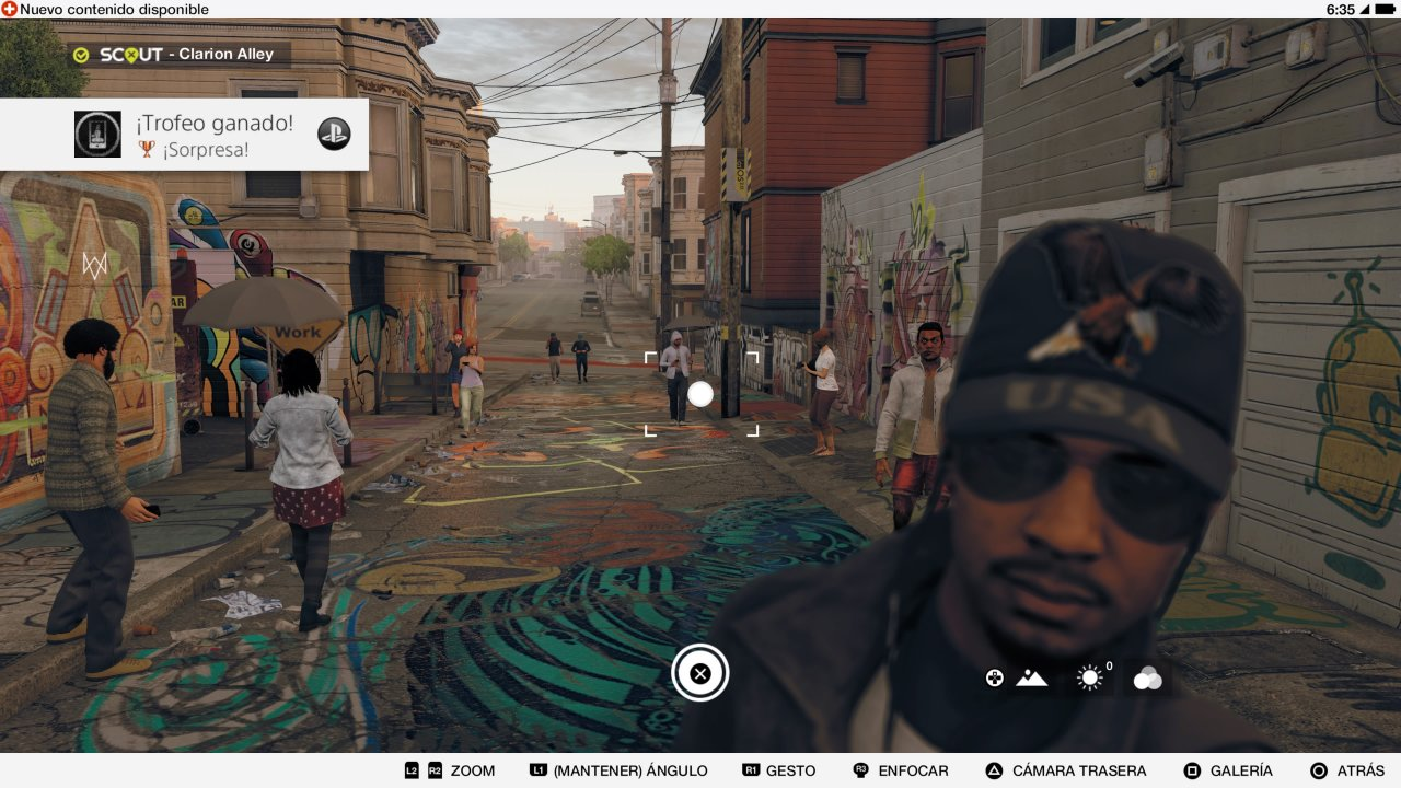 Watch Dogs  Using All Ram