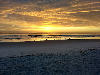 Neptune Beach sunrise