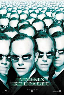 Matrix Reloaded 2003 Part Ii Trilogi Matrix