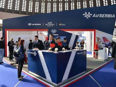 Airlines gear up for Belgrade Tourism Fair