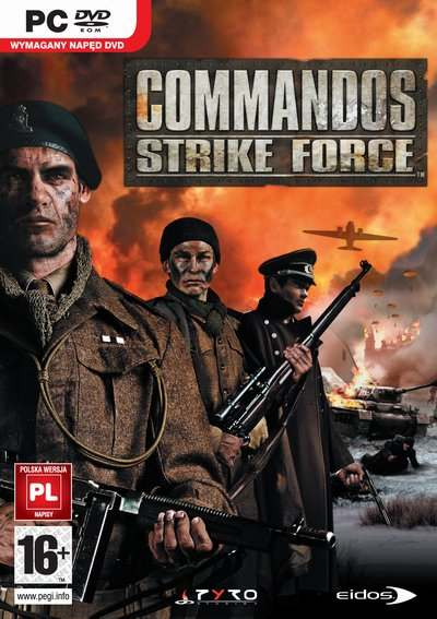 Commandos Strike Force PC Full Español [MEGA]