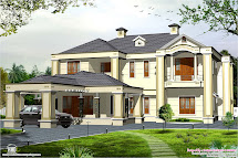 Colonial Style House Floor Plans
