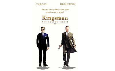 Kingsman The Golden Circle Latest Release Posters | Kingsman The Golden Circle posters