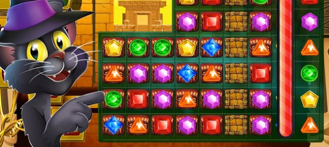 Treasure Match Pyramid Quest Android – ChupaMobile 4116