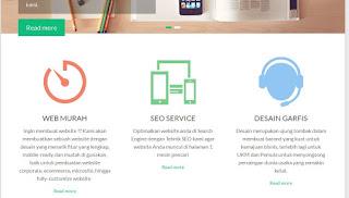 Jasa pembuatan website murah di Bandung