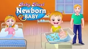 Bebek Elâ Yeni Doğan Bebek - Baby Hazel New Born Baby