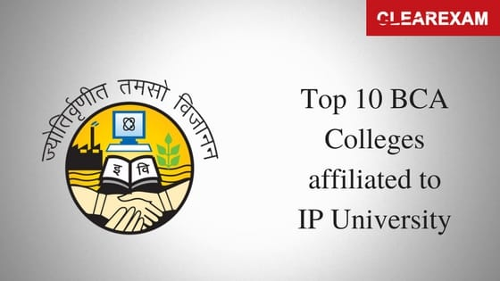 BCA Colleges affiliated to IP University