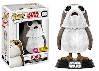 Pop! Star Wars: The Last Jedi - Porg (Hot Topic) 2