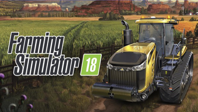 Farming Simulator 18 Mod Apk + Data v1.3.0.1 Unlimited Money Terbaru