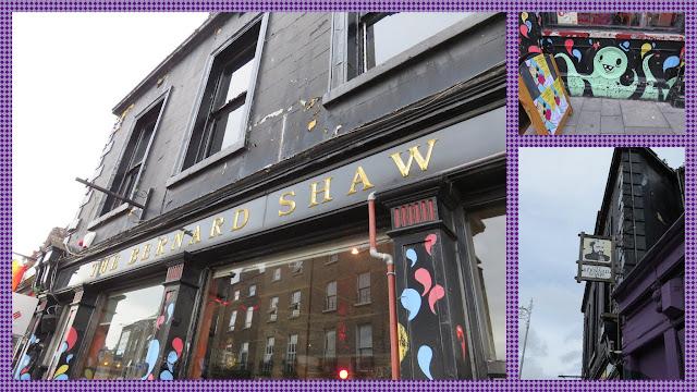 The Bernard Shaw Pub in Dublin