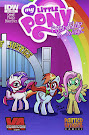 My Little Pony Friendship is Magic #12 Comic Cover Virginia Comic Con Variant