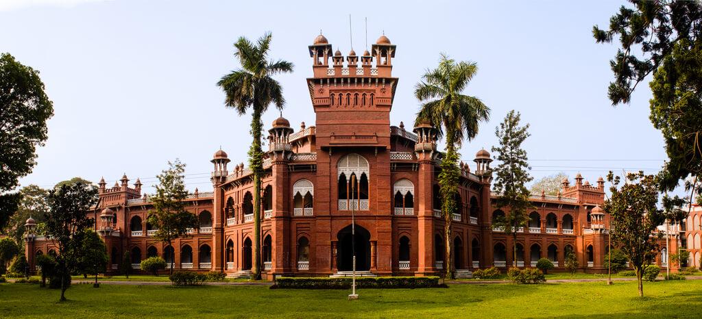 dhaka university photos