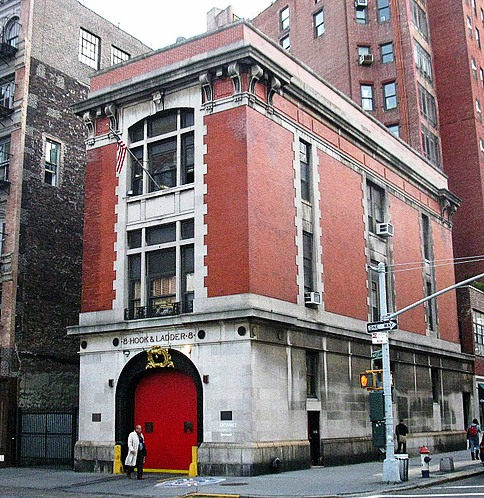 Daytonian In Manhattan The 1904 Hook And Ladder Company