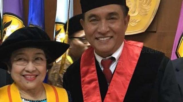 Yusril Bantah Keterangan Kwik soal Perintah Megawati Bikin Surat Lunas BLBI