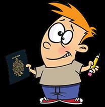 Trámite del Pasaporte Canadiense