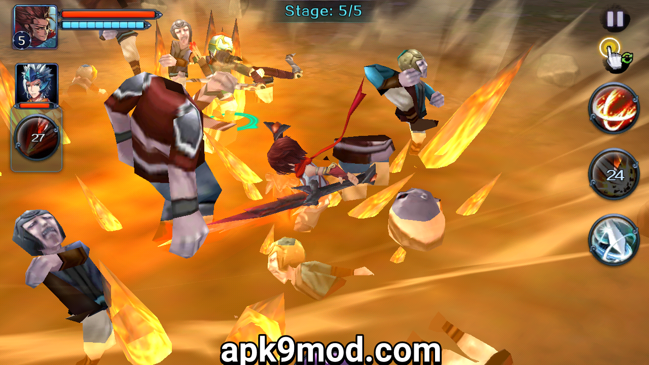 download Undead Slayer 2 MOD APK terbaru