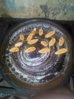 blacksweet pisang