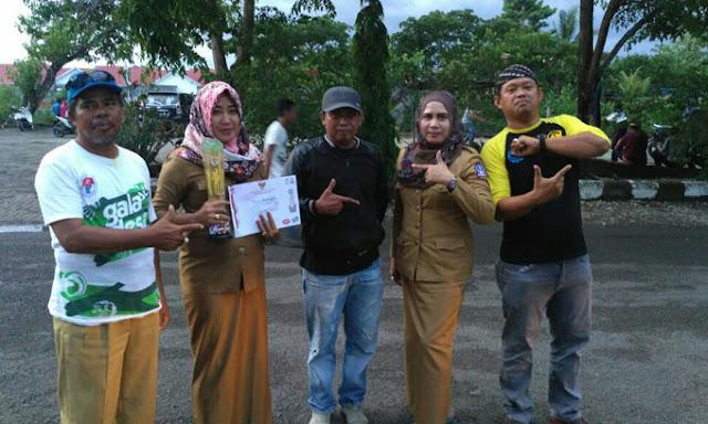 Gala Desa 2017 Tim Desa Kading Sabet Juara II