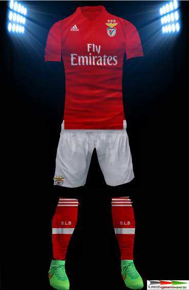 8e92b279211 PES 2015 Sporting and Benfica 2nd Kits 2015-16 by tuga37 .