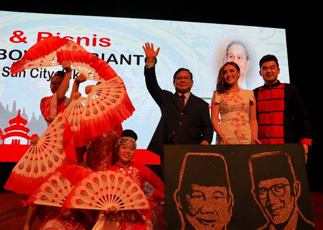 Eksodus Pengusaha Tionghoa ke Kubu Prabowo