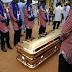 Billionaire Emeka Offor Buries Dad In Gold Casket (PHOTOS)