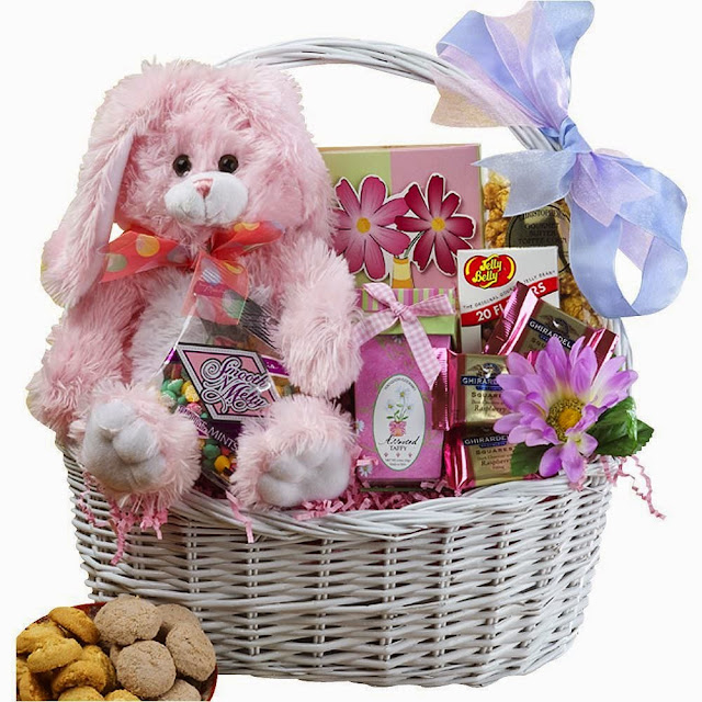 Easter baskets And basket Ideas