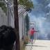 Νέα εξέγερση μεταναστών στη Μόρια - Πετροπόλεμος και δακρυγόνα