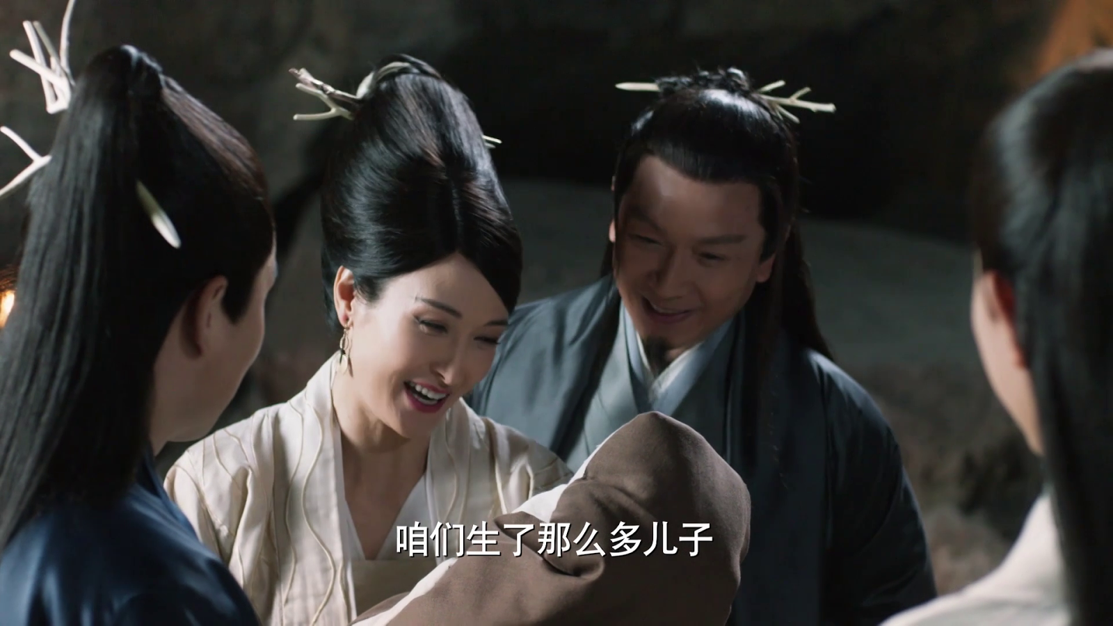 Ten Miles of Peach Blossoms 三生三世十里桃花 - Episode 2 (Recap)
