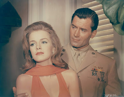 None But The Brave 1965 Clint Walker Laraine Stephens Image 1