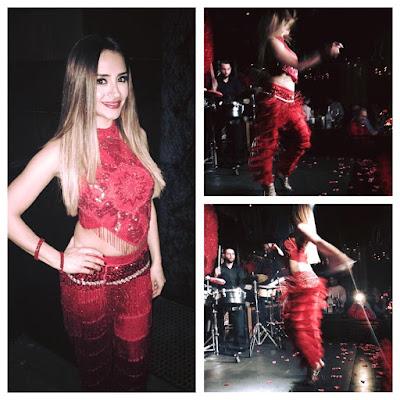 تعرف على كارولينا ك (Carolina k) راقصة ومغنية لبنانية وفرنسية