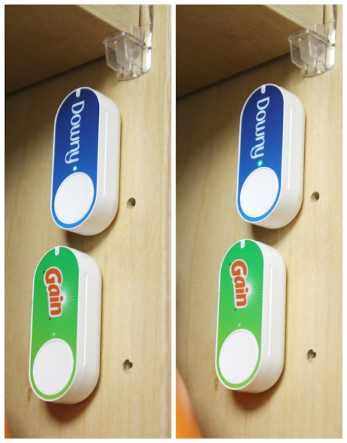 The AWESOME Amazon dash button and how to use it