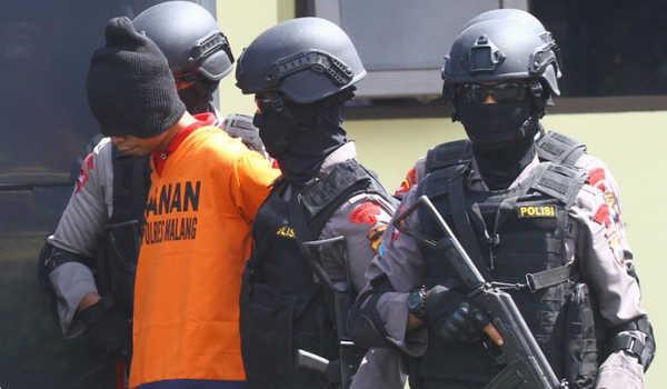 Densus 88 Tembak Mati Terduga Teroris di Bekasi Jawa Barat
