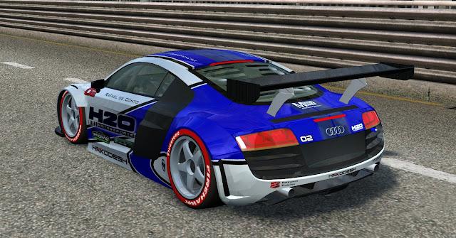 Carros da H2O para o GT3 Challenge são apresentados Lfs_00000026