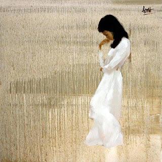 Нгуэн Тан Бин. Девушка в белом платье. 1997
