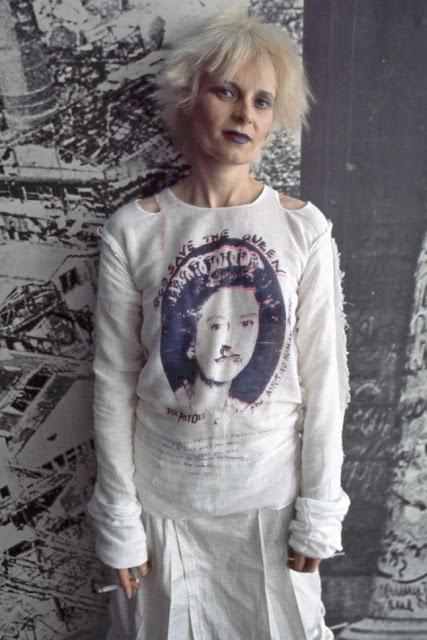 Vivienne Westward Queen of Punk
