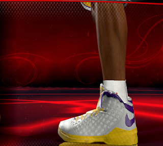 Nike Zoom Kobe III NBA 2K13 Edition
