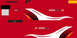 Agra Mas Sr2 Double Decker XDD
