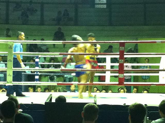 Lucha thai