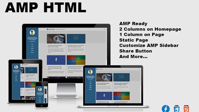 AMP HTML BLOGGER TEMPLATES | Top Viral Reviews