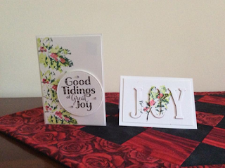 Craftyduckydoodah!, Good Tidings, November Coffee & Cards Project 2017, Stampin' Up! UK Independent  Demonstrator Susan Simpson, Supplies available 24/7 from my online store,
