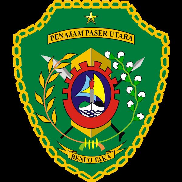Logo Lambang Kabupaten Penajam Paser Utara